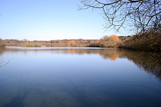 Blashford Lake