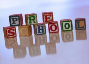 Pre-school blocks
