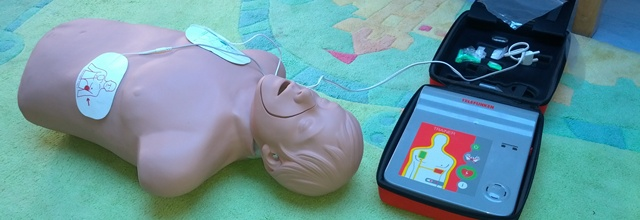 defibrillator roleplay